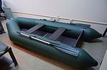 Надувная лодка из ПВХ 280