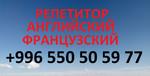 Учитель по английскому и французскому языкам в Бишкеке репетитор