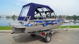Продаем катер (лодку) Berkut L-TwinConsole 3