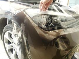 Оклейка автомобиля защитной пленкой 4