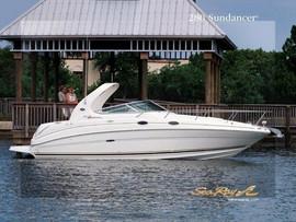 аренда катера 2004 Sea Ray 31 Sundancer