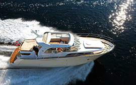 Моторная яхта Marex 370