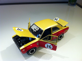 Модель Ford Escort I TC GP DER Tourenwagen #36 1 18 8