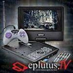 Портативный DVD-проигрыватель Eplutus ep-7095 с играми