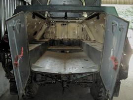 бронетранспортер OТ-64 удобный и безопасный автомобиль для всей  5