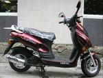 Новый скутер venta JL-50 QT 38. 72 куб. см сигнализация +электро