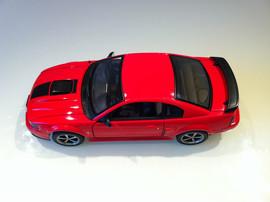 Модель FORD Mustang mach 1 2003 1 18 Auto Art 4