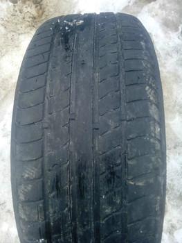 1 летняя шина Dunlop SP Sport 2020E 215/55R16