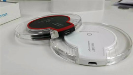 Беспроводная зарядка для всех смартфонов+ Приемник 2