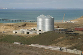 земельный участок в Черноморском торговом порту 9