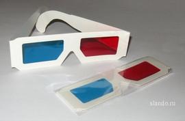 Описание продукта. Продам 3D (анаглифные) очки ... 811b7eb0104ee