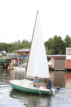 парусная лодка пелла