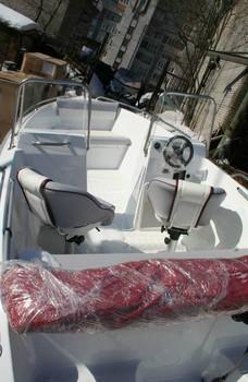 Продаем катер (лодку) Корвет 500 3