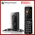 Новый SONY ERICSSON W980I PIANO Black (оригинал,Ростест)
