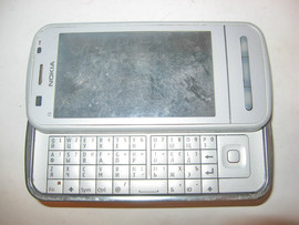 Nokia C6-00 The Best Symbian Black White 7