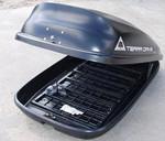 Автобокс - аэродинамический багажник TERRA DRIVE