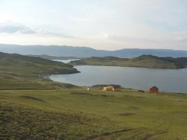 Продам земельный участок на берегу О.Байкал 2