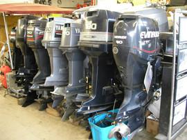 Продаем лодочные моторы (ПЛМ) б у. 2