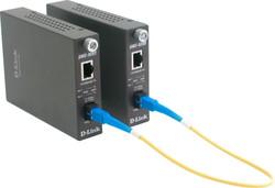 AV ресиверы D-Link DMC-920 Einfaser Fast Ethernet Konverter Kit