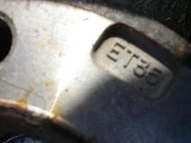 Диски R16 4 и 5 114,3 вылет 35 7