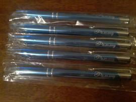 Металлическая ручка с гравировкой 2