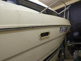 Продается Катер Bayliner Ciera 2355 (река-море) 5