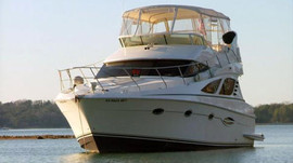 Продается моторная яхта Silverton 43