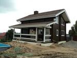 Строй-Артель. Строительство домов и бань из клееного бруса, кедр