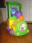 Каталка-паровозик molto за 500 руб.