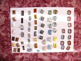 Продам коллекцию авто-значки-марки-календарики-брелки-модели. 7