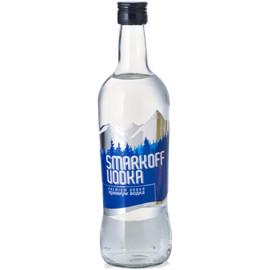 качественная водка - SMARKOFF - по 28 руб, 0,7 л. 3