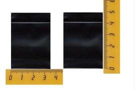 Зиплоки плотные 3х5 см. 6
