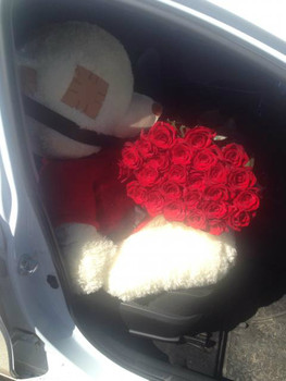 Бесплатная доставка цветов по Астане