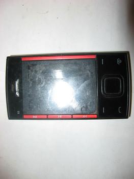 Nokia X3-00 Red