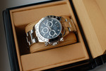 Rolex Daytona black