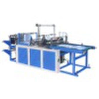 Plastic bag making machine(plastic machinery)
