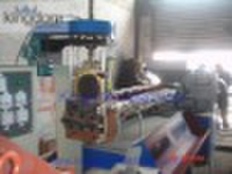 Waste Plastic Recycling Machine/ plastic extruder