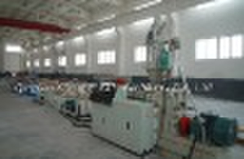 pp pipe plastic machinery