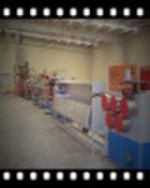 PET strap production line  plastic machinery
