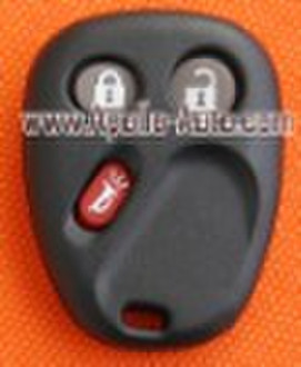 Keyless Remote Shell of GM and Buick