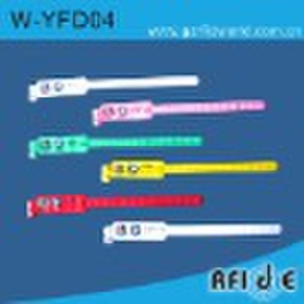 rfid pvc bracelet