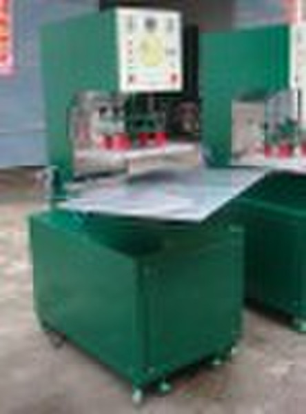 High frequency plastic equipment(revolving table)
