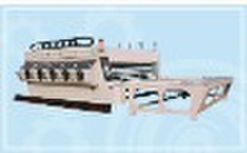 Carton-machinne YFC series of flexo printing machi