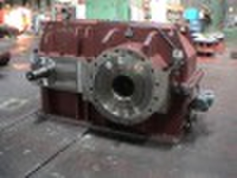 Gear Reducer for plastic processing machinery part