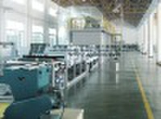 performance and function of XPE foam machine(chemi