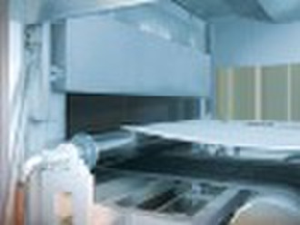 performance and function of XPE foam machine (chem