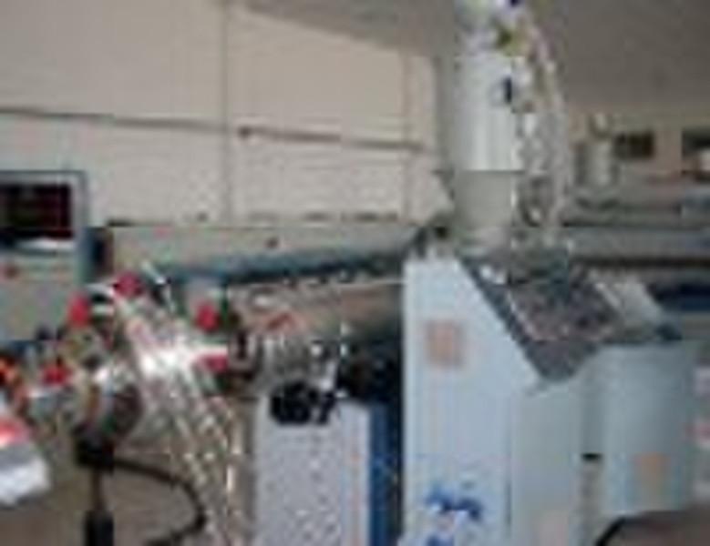 plastic machine/PP-R  plastic pipe production line