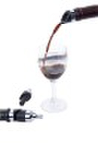 wine stopper  wine pourer