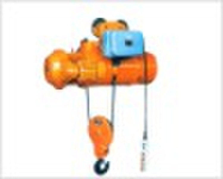 wire rope electic hoist