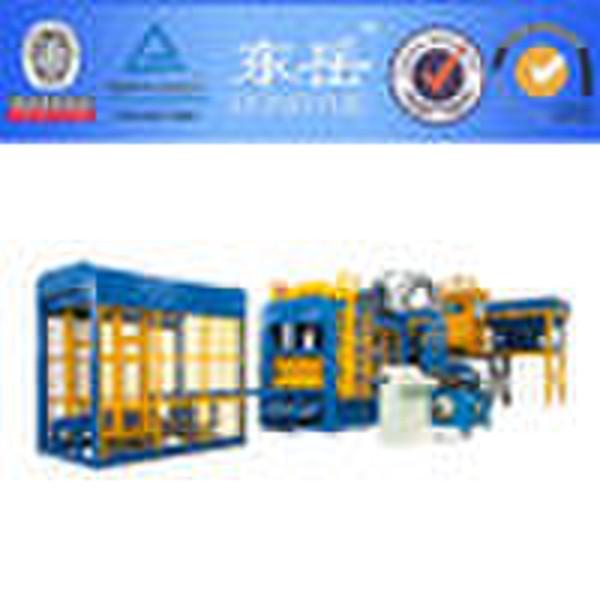 automatic brick making machine(QT10-15)